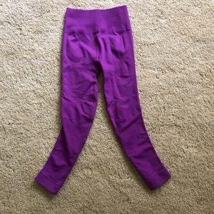 EUC! LULULEMON COMPRESSION LEGGINGS